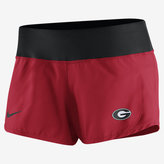 Nike College Gear Up Crew (Georgia) Women's Running Shorts