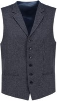 Tommy Hilfiger Tailored Suit Waistcoat Blue