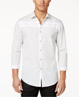 INC International Concepts Men's Perry Multi-Striped Shirt, Only at Macy's