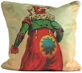 The Well Appointed House Clown Target II Pillow