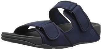 FitFlop Men's Gogh MOC Adjustable Slide Sandals - Neoprene