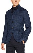 Luis Trenker Men's Sandro Fischgrat Traditional Jacket