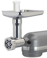 Chef's Choice Edgecraft M797 Premium Stainless Steel Meat Grinder Attachment
