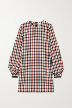 Victoria Victoria Beckham Checked Jacquard Dress