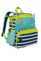 Lassig Mini Monster Backpack