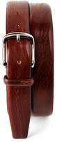 Trafalgar Men's 'Stratham' Leather Belt