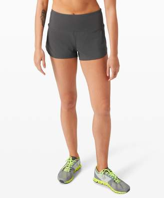 "Lululemon Speed Up Short High-Rise 2.5"" *Online Only"