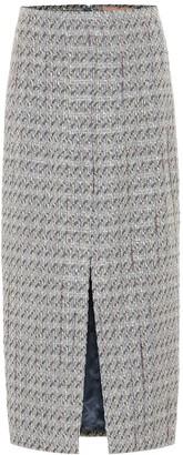 Brock Collection Tweed skirt