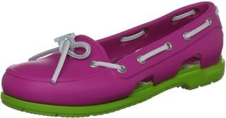 Crocs Women's Beach Line Boat Shoe