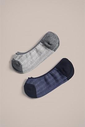 Witchery Ziggy Loafer Sock
