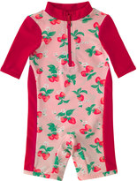 Cath Kidston Mini Strawberry Baby Girl Swim All In One