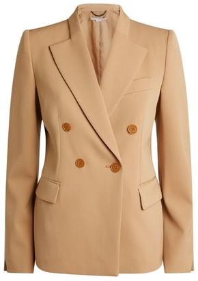 Stella McCartney Double-Breasted Romy Suit Jacket