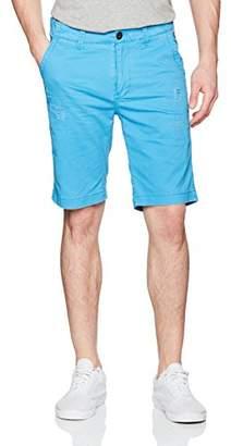 Petrol Industries Men's's Shorts Electric Blue 500, ((Size: L)
