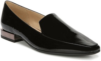 Naturalizer Moccasin Front Loafers with Edgy Heel - Clea