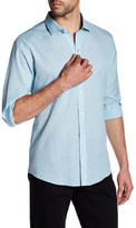 Zachary Prell Onoja Long Sleeves Printed Shirt