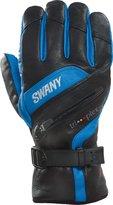 Swany Co. Men's X-Clusive Ski Gloves Black Blue