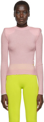 Unravel Pink Boiled Spaline Sweater