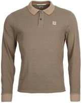 C.P. Company Polo Shirt MPL043 A000973G 322 Army Green