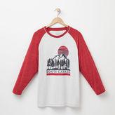 Roots Dorval Baseball T-shirt