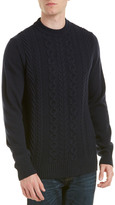 Ben Sherman Wool-Blend Sweater