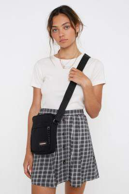 Eastpak The One Black Crossbody - black at Urban Outfitters