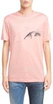 Lanvin Men's Cedric Rivrain Glare Graphic T-Shirt
