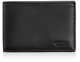 Tumi Delta Slim Single Billfold Wallet with Rfid