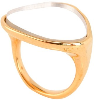 Aurelie Bidermann Ciottolo ring