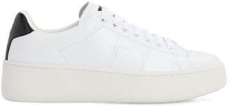 Maison Margiela Game Set Match Leather Sneakers