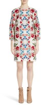 Burberry Women's Carrie Embroidered Lace Dress