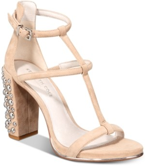 Kenneth Cole New York Women's Deandra Studded Dress Sandals Women's Shoes