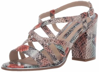 Rialto Women's Weng Multi Exotic Heeled Sandal Numeric_5_Point_5