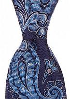 Daniel Cremieux Overgrown Paisley Traditional Silk Tie