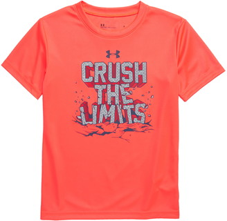 Under Armour Crush the Limits Performance Graphic Tee
