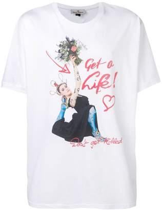 Vivienne Westwood 'Don't Get Killed' T-shirt