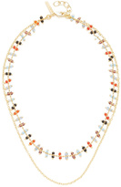Elizabeth and James Colorful Marie Necklace