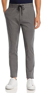 HUGO Zennet Tapered Pinstripe Slim Fit Pants