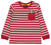 George Paint Brush Striped Long Sleeve Top