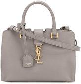 Saint Laurent small Cabas bag - women - Calf Leather - One Size