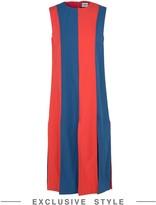 JI WON CHOI x YOOX 3/4 length dresses