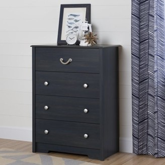 South Shore Aviron 4-Drawer Chest, Multiple Finishes