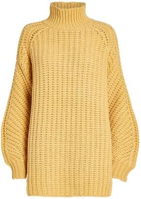 Samsoe & Samsoe Samsøe Samsøe Zelma Oversized Lambswool Sweater