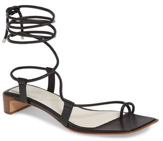 Rag & Bone Cindy Leather Lace-Up Sandal