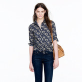 Liberty perfect shirt in floral