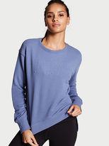 Victoria's Secret Victorias Secret French Terry High-low Sweatshirt