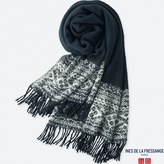 Uniqlo WOMEN IDLF Scarf