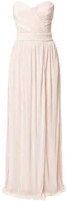 Jonathan Simkhai Rory strapless gown