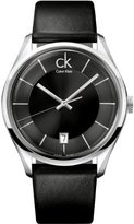 Calvin Klein Masculine Men's Quartz Watch K2H21102
