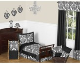 JoJo Designs Jo Jo Designs Sweet Isabella Black and White 5 pc. Toddler Bedding Set