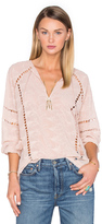House Of Harlow x REVOLVE Sophie V-Neck Blouse